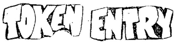 5 - Token Entry - logo