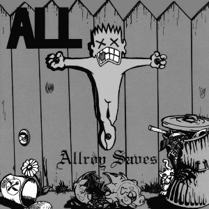 All Allroy Saves cover bw