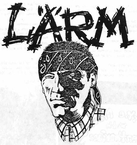 Larm - logo