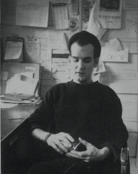 ian mackaye in office