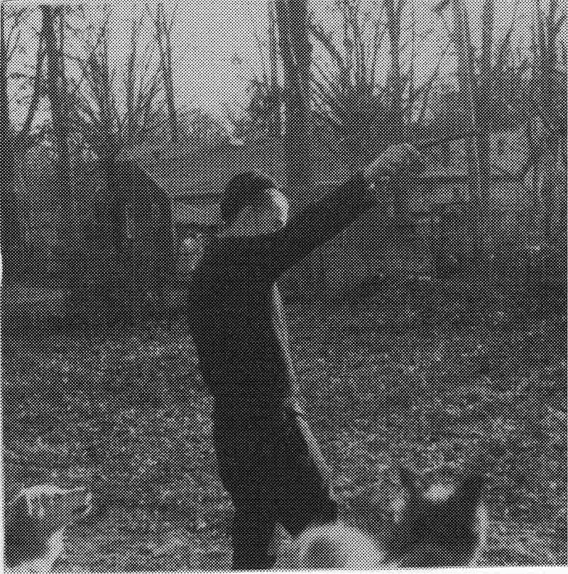 ian mackaye with his dogs