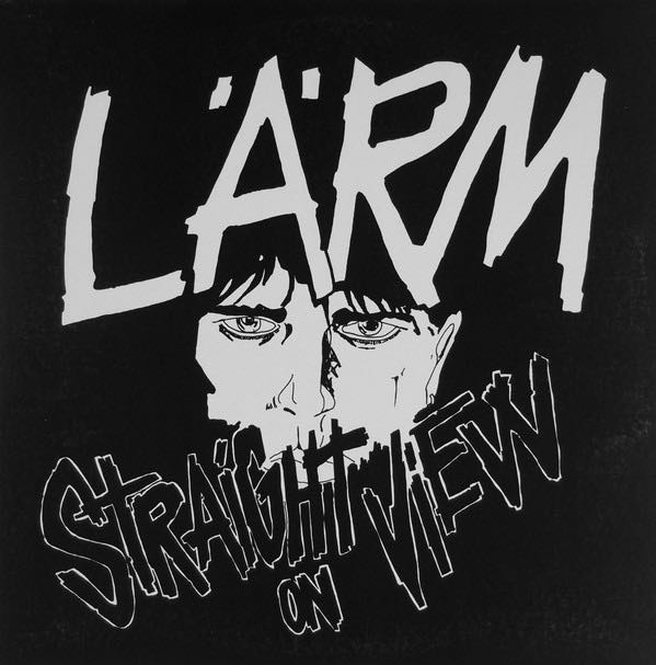 larm straight on view lp