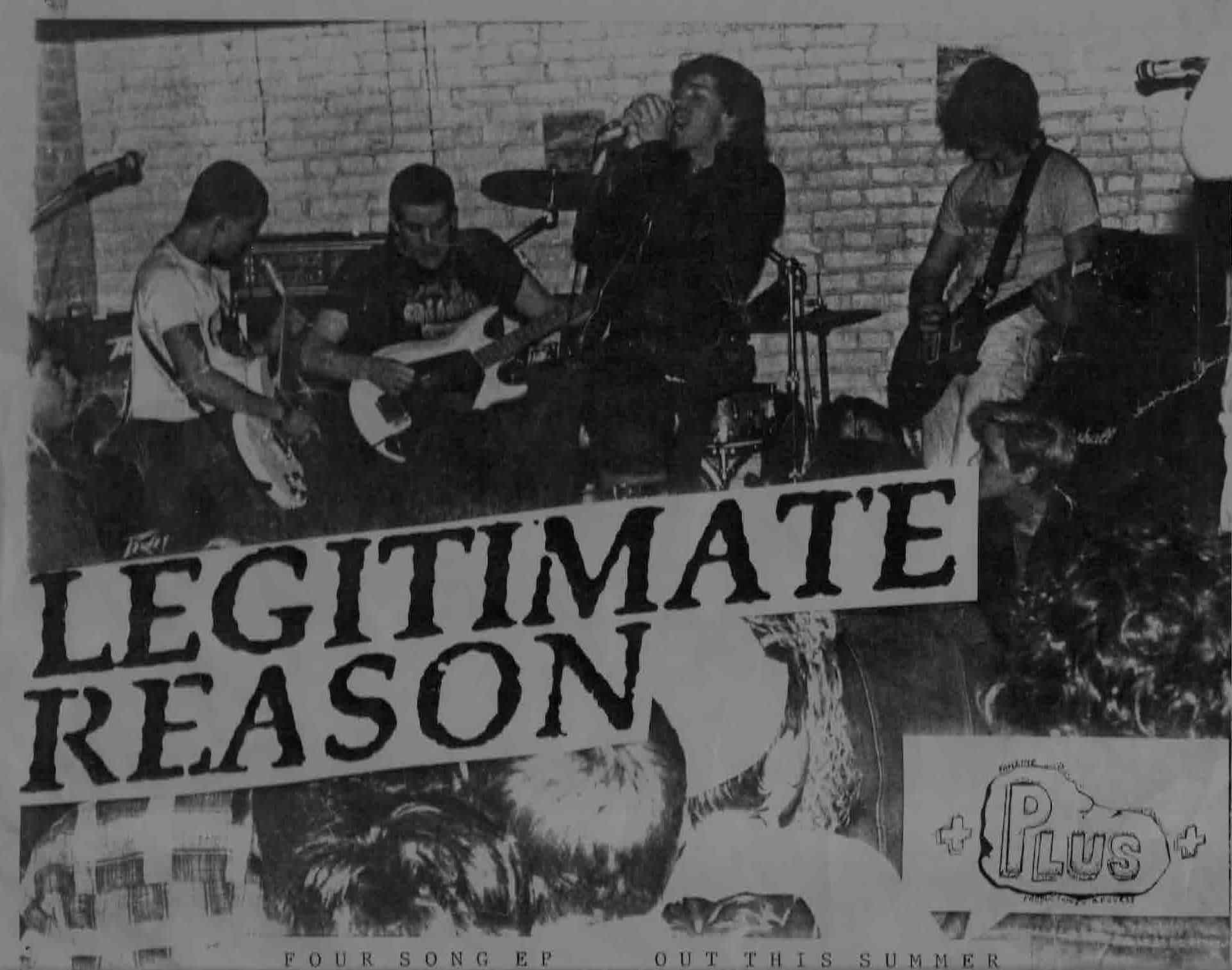 letigimate reason plus records ad