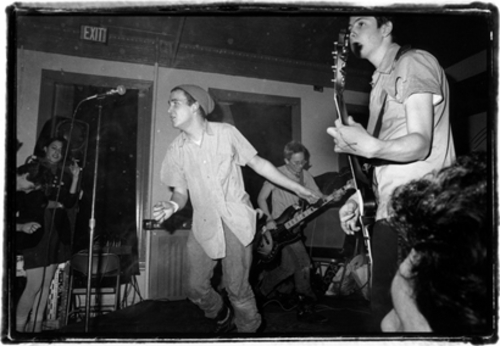 Minor Threat (photo by Susie Horgan)