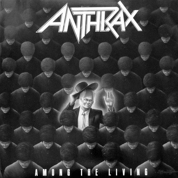anthrax among the living lp