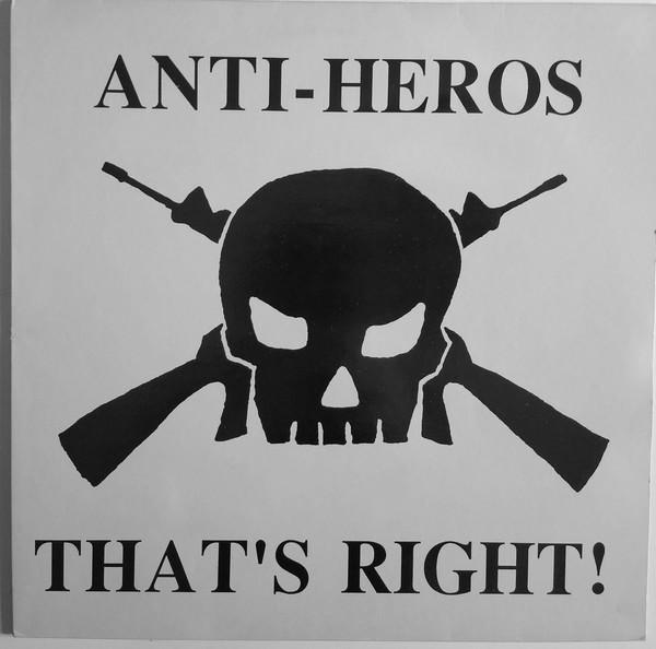 antiheros thatsright lp