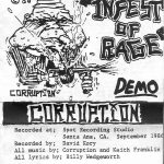 corruption infest of rage demo