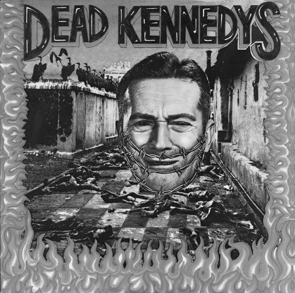 Dead Kennedys give me convenience LP