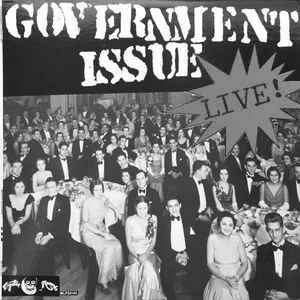 government issue live