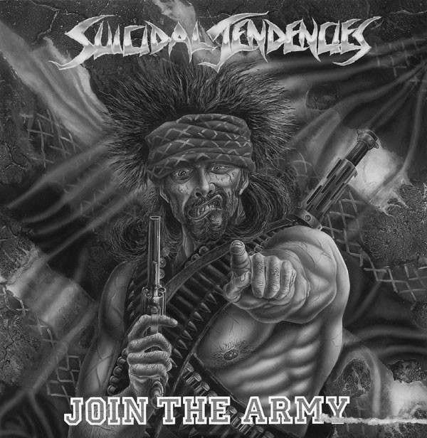Suicidal Tendencies join the army lp
