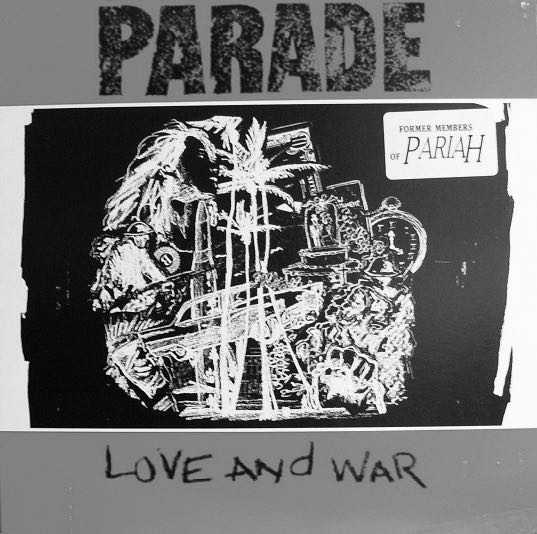 parade love and war lp