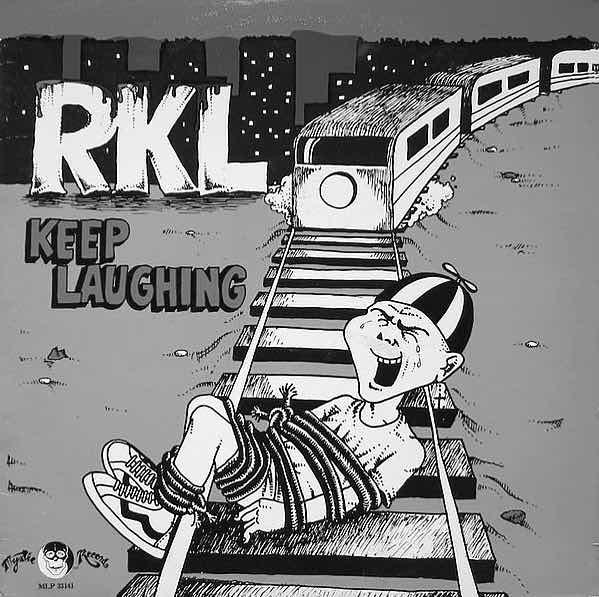 rkl keep laughing lp