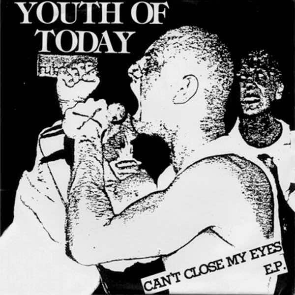 youth of today cant close my eyes