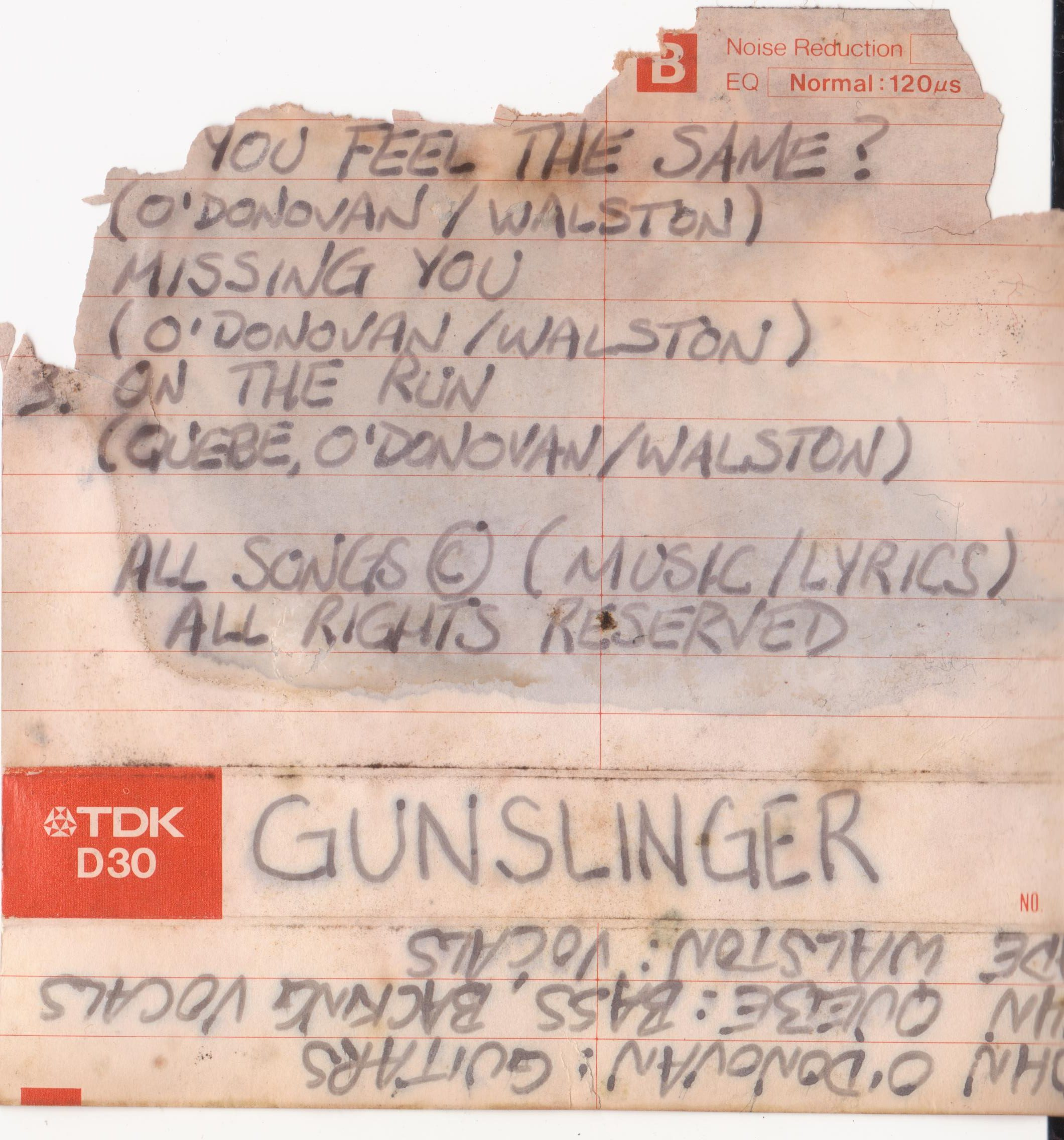 GunslingerDemo