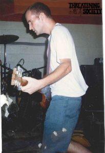 Ian (Fugazi) in Philadelphia (1988)