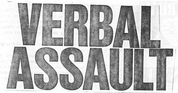 3 - Verbal Assault - logo