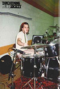 Craig (Scram) in Philadelphia (1988)