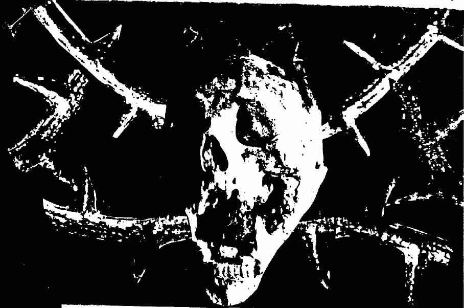 4 - Prong - skull