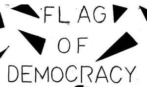 5 - Flag of Democracy - logo
