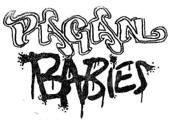 6 - Pagan Babies - logo 2