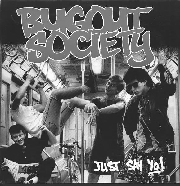 bugout society lp