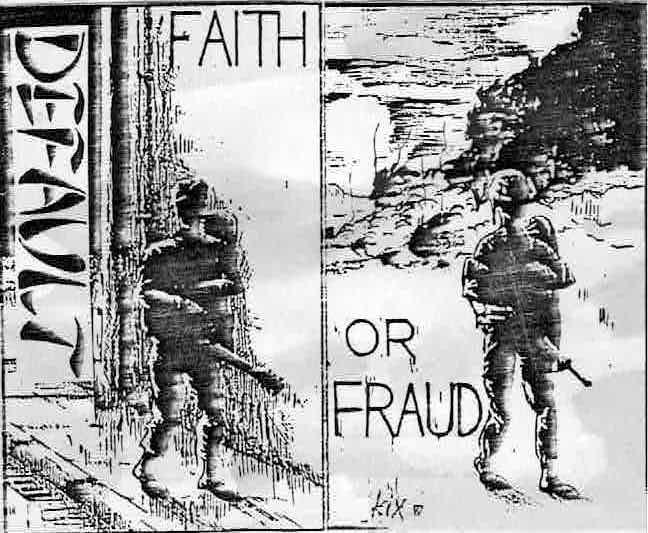 default faith or fraud demo