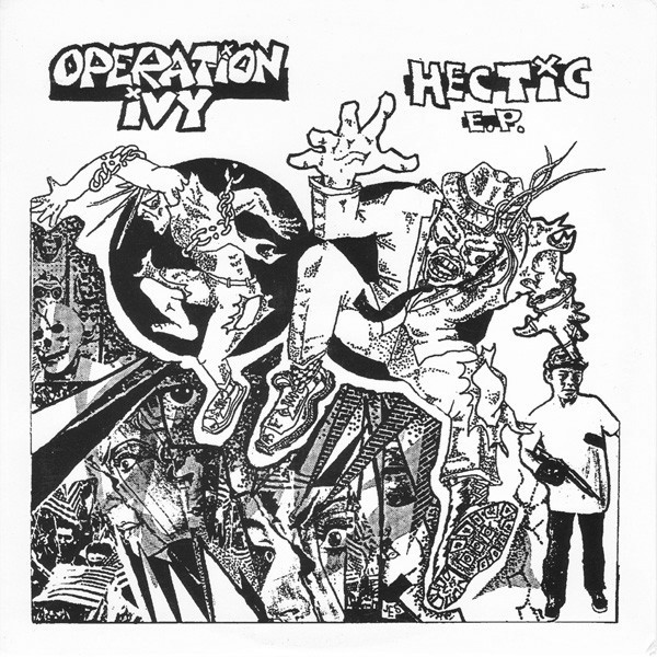 operation ivy hectic
