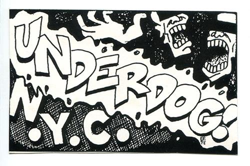 underdog art